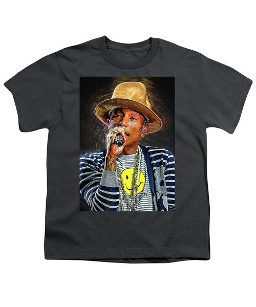 Pharrell Williams Youth T-Shirt