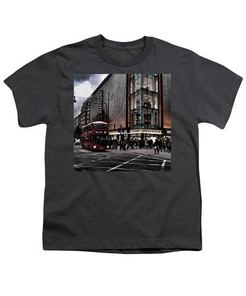 Piccadilly Circus Youth T-Shirt