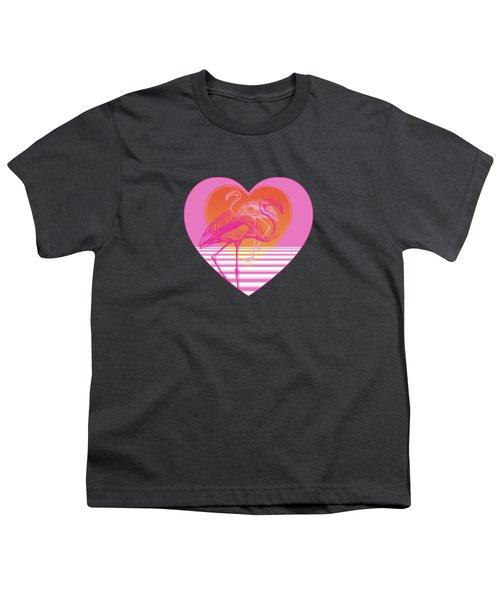 Pink Flamingos Youth T-Shirt