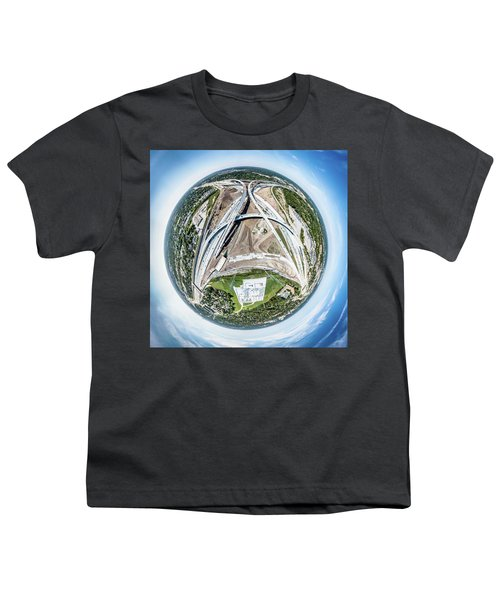 Planet Under Construction Youth T-Shirt
