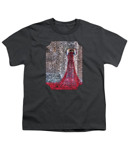 Poppy Cascade Youth T-Shirt