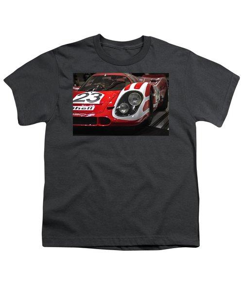 Porsche  Youth T-Shirt