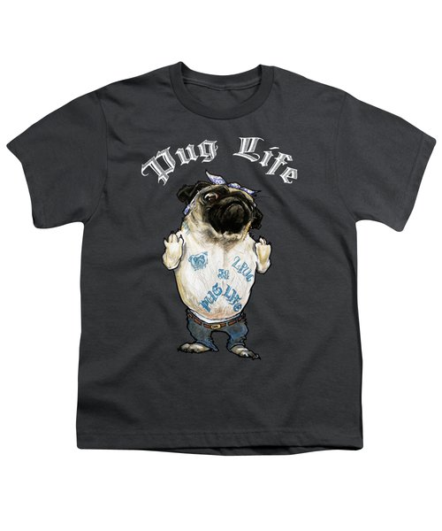 Pug Life Youth T-Shirt