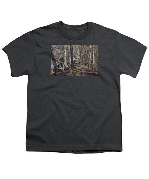 Pumpkin Ash Trail Youth T-Shirt