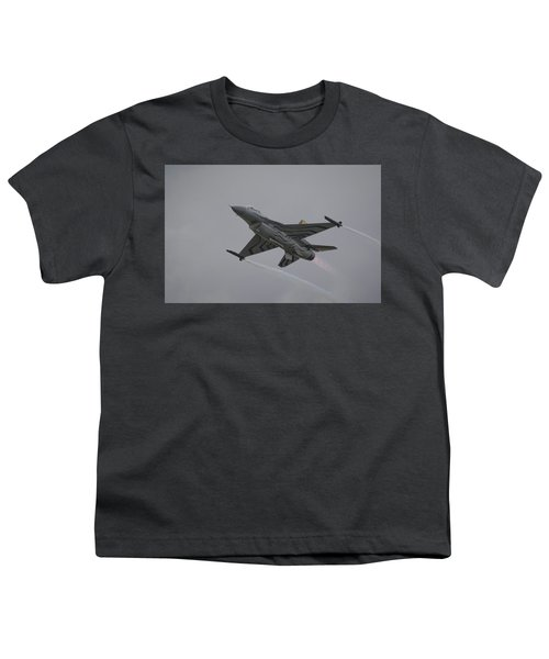 Raf Scampton 2017 - F-16 Fighting Falcon Youth T-Shirt