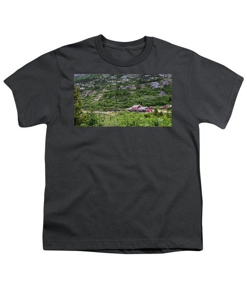 Railroad To The Yukon Youth T-Shirt