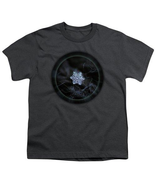 Real Snowflake - 2017-12-07 1 Youth T-Shirt