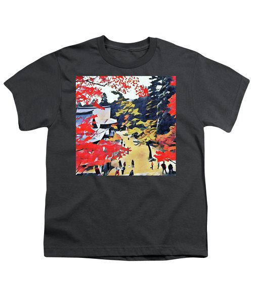 Autumn Color  Youth T-Shirt