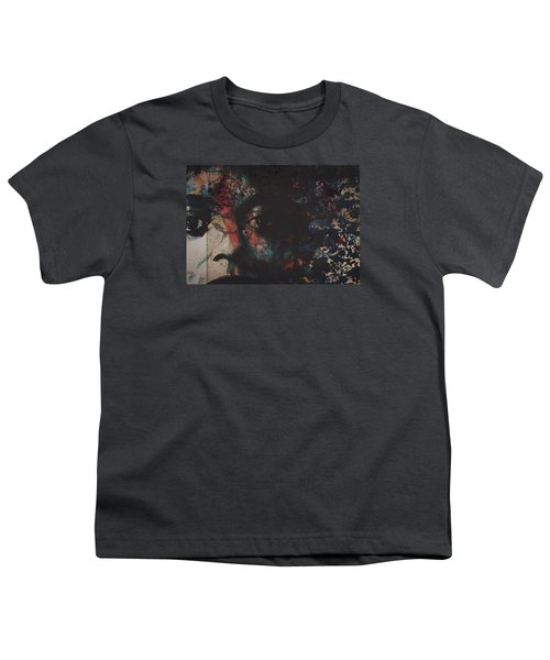 Remember Me Youth T-Shirt by Paul Lovering