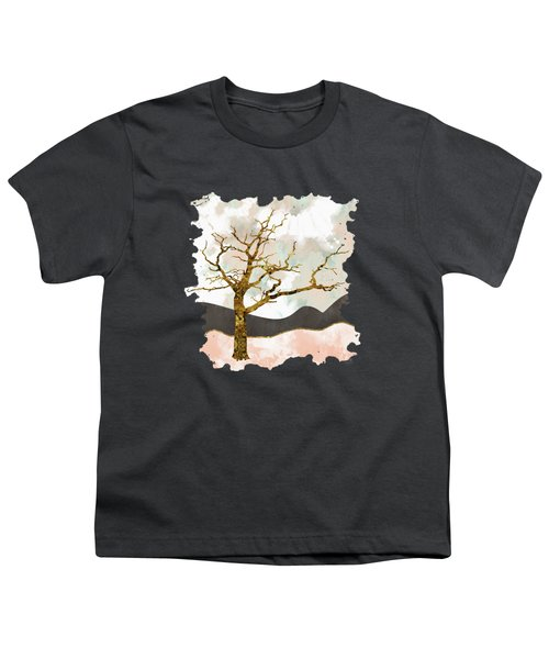 Resolute Youth T-Shirt by Katherine Smit