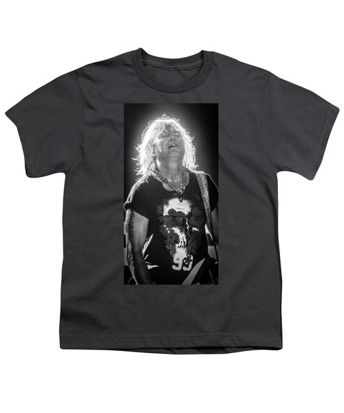 Rick Savage Youth T-Shirt by Luisa Gatti