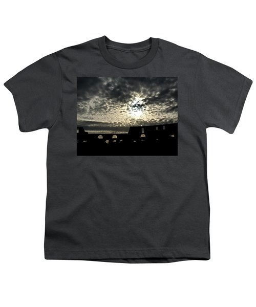 Rome Italy - Colloseum Youth T-Shirt