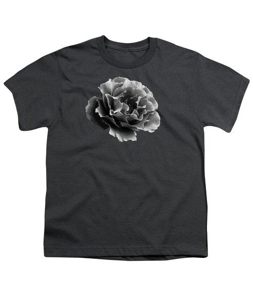 Ruffles Youth T-Shirt by Linda Lees