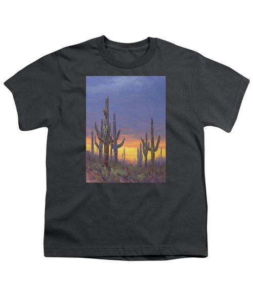 Saguaro Mosaic Youth T-Shirt