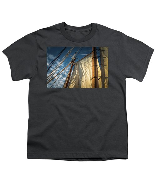Sails In The Breeze Youth T-Shirt