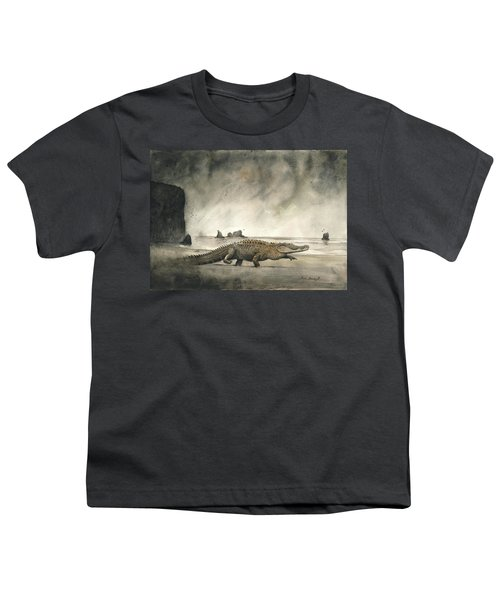 Saltwater Crocodile Youth T-Shirt