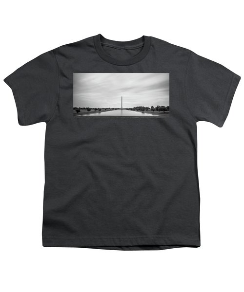 San Jacinto Monument Long Exposure Youth T-Shirt