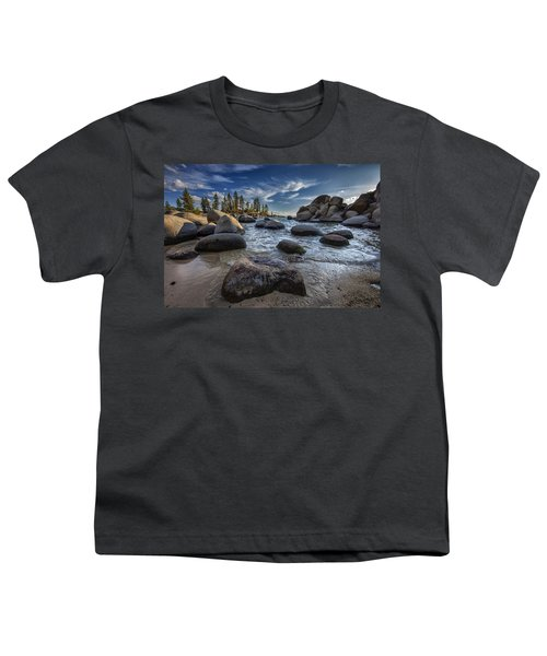 Sand Harbor II Youth T-Shirt