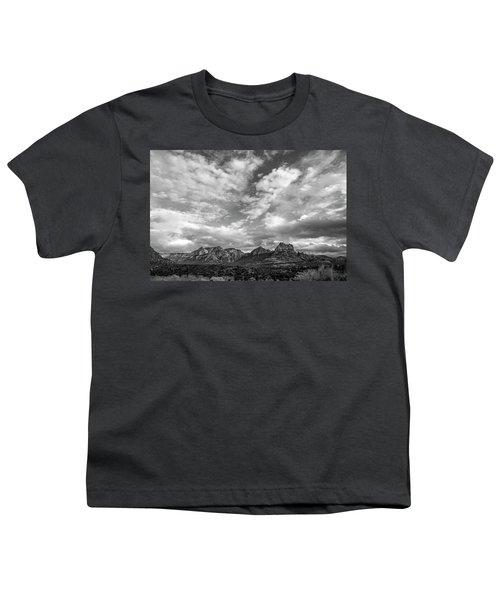 Sedona Red Rock Country Bnw Arizona Landscape 0986 Youth T-Shirt