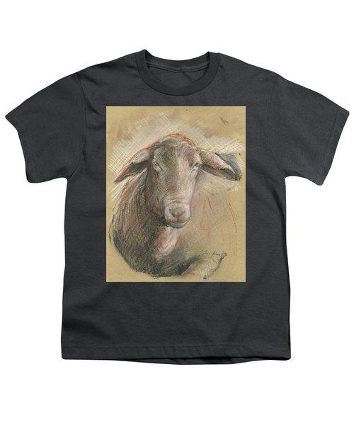 Sheep Head Youth T-Shirt