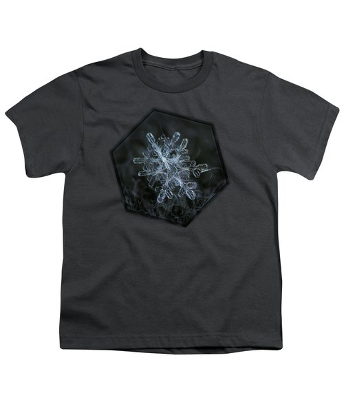Snowflake Of January 18 2013 Youth T-Shirt
