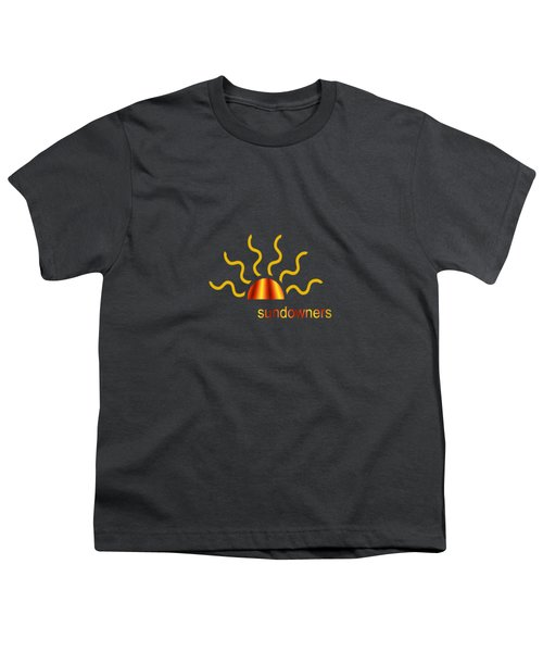 Solitary Seagull Youth T-Shirt