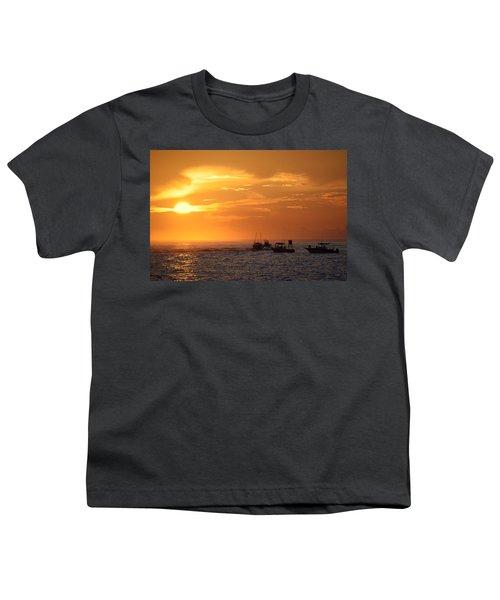 Sportfishermen Head Offshore Youth T-Shirt