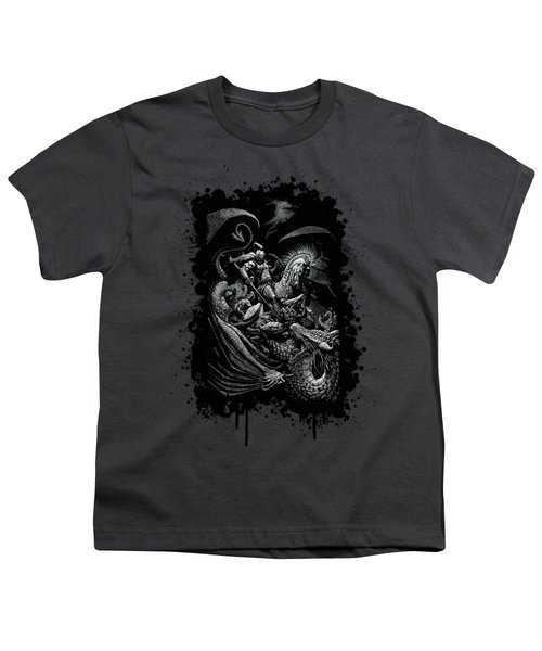 St. George And Dragon T-shirt Youth T-Shirt