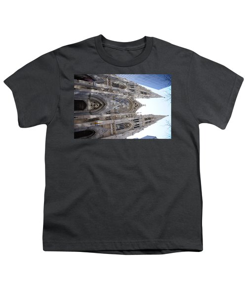 St Patrick's Cathedral Nyc Youth T-Shirt
