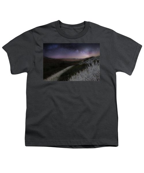 Youth T-Shirt featuring the photograph Star Flowers by Bill Wakeley