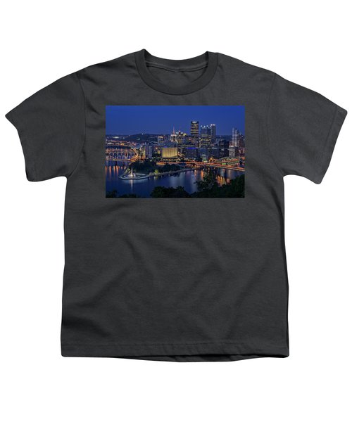 Steel City Glow Youth T-Shirt