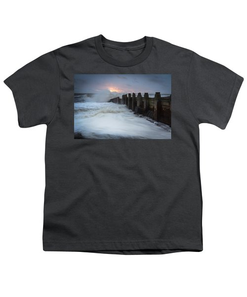 Stormy Morning Youth T-Shirt