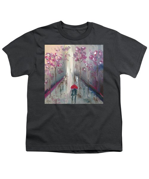 Strolling Youth T-Shirt by Roxy Rich