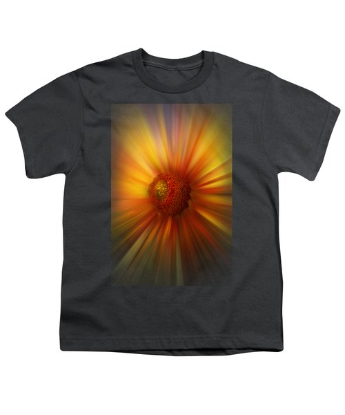 Sunflower Dawn Zoom Youth T-Shirt