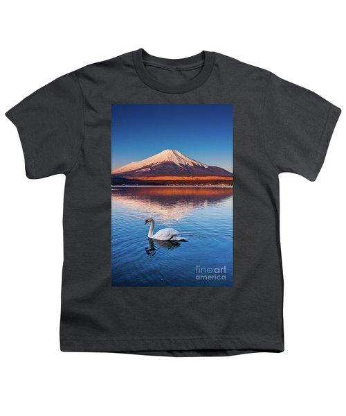 Swany Youth T-Shirt by Tatsuya Atarashi