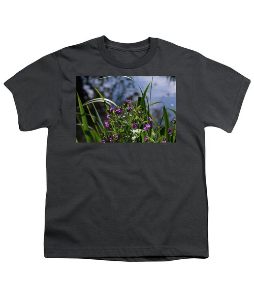 Sweet Violet Youth T-Shirt