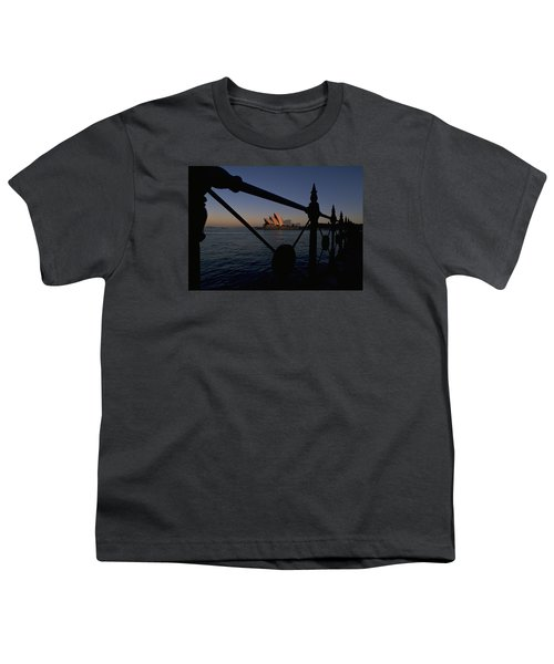Youth T-Shirt featuring the photograph Sydney Opera House by Travel Pics