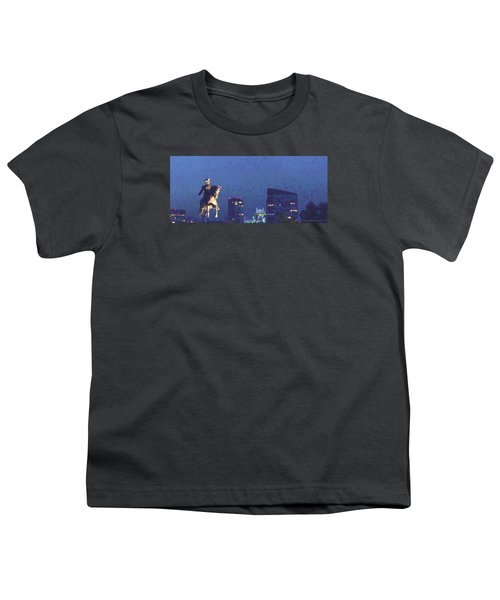 Takin' On Boston Youth T-Shirt