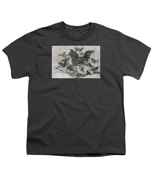 The Consequences Youth T-Shirt by Goya