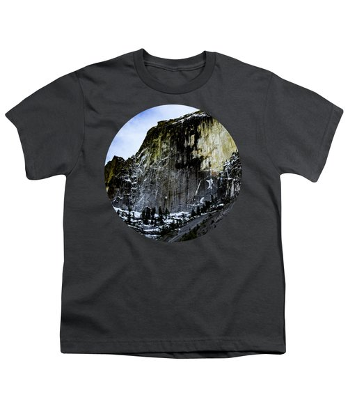 The Great Wall Youth T-Shirt by Adam Morsa