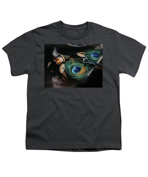 Tinsel Rust Nymph Youth T-Shirt