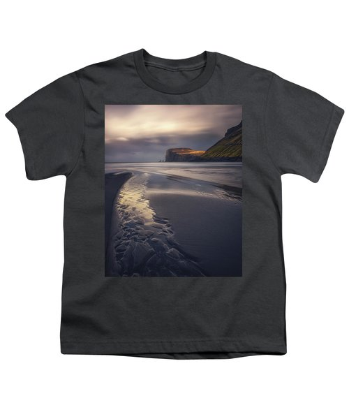 Tjornuvik Beach Youth T-Shirt