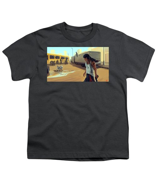 Turf War Youth T-Shirt