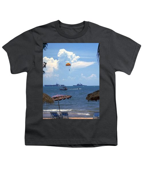 Us Navy Off Pattaya Youth T-Shirt