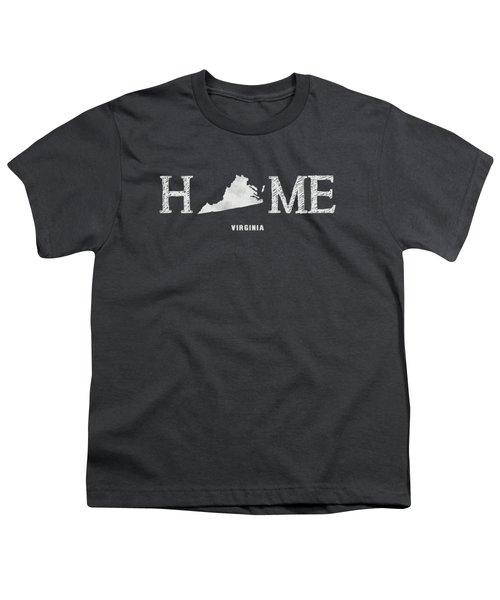 Va Home Youth T-Shirt by Nancy Ingersoll
