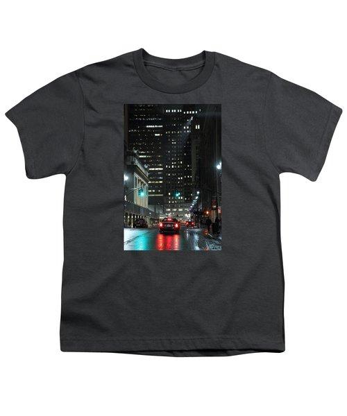 Vanderbilt Street Manhattan New York Youth T-Shirt