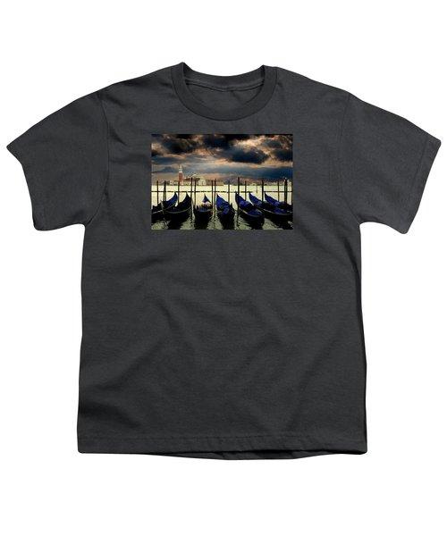 Venice-3r3 Youth T-Shirt by Alex Ursache
