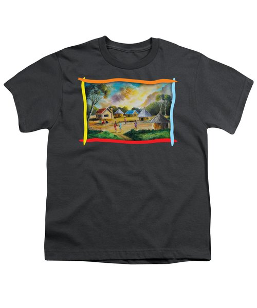 Village Life Youth T-Shirt