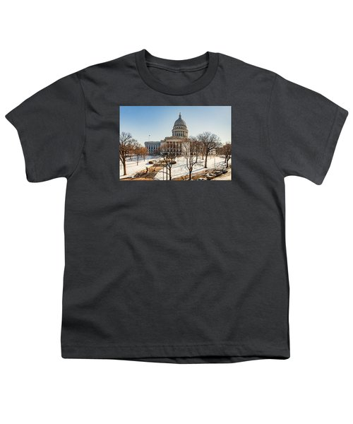 Warm Winter Capitol Youth T-Shirt