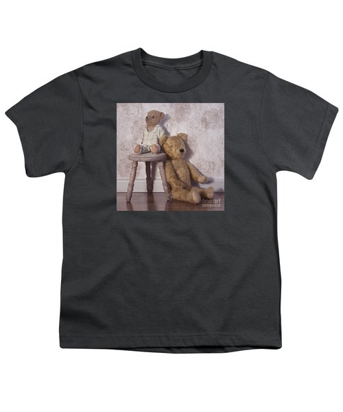 Youth T-Shirt featuring the photograph Well Loved by Linda Lees